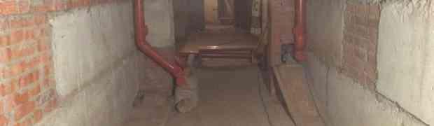 Капитальный ремонт системы ХВС и канализации